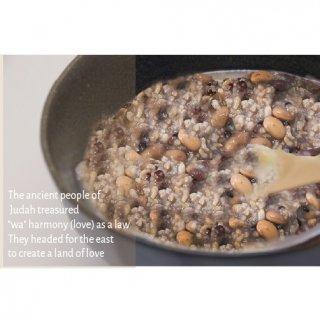レトルトごはん 量子水で炊き上げた 雑穀玄米がゆ【常温保存可】