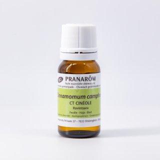 ラヴィンツァラ Cinnamomum camphora CT(Cineole)
