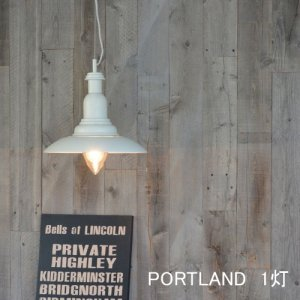 PORTLAND ポートランド 1灯タイプ ペンダントライト<img class='new_mark_img2' src='https://img.shop-pro.jp/img/new/icons61.gif' style='border:none;display:inline;margin:0px;padding:0px;width:auto;' />