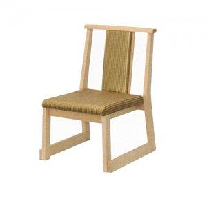 宴楽椅子シリーズ「雅乃宴」白木(送料別途)
