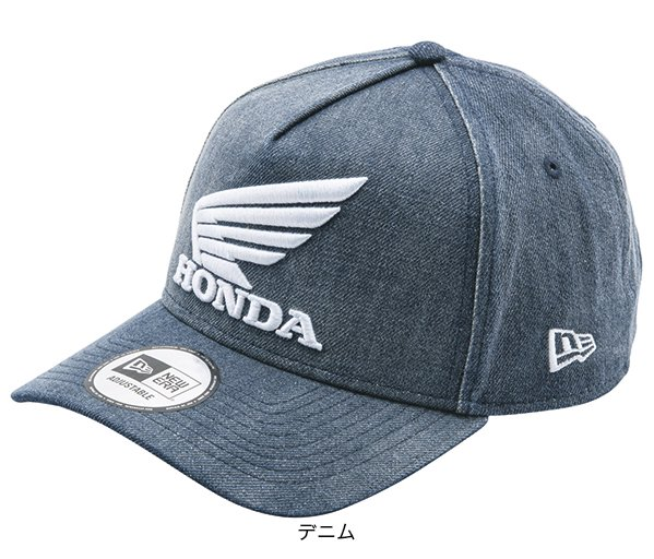 <img class='new_mark_img1' src='https://img.shop-pro.jp/img/new/icons1.gif' style='border:none;display:inline;margin:0px;padding:0px;width:auto;' />9FORTY&#8482; AF Honda WASHED DENIM CAP