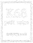 K68 petit usine