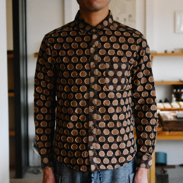 iRoDoRi シャツ 2色(メンズ)