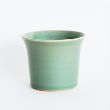 王地山焼 CUP FLAT