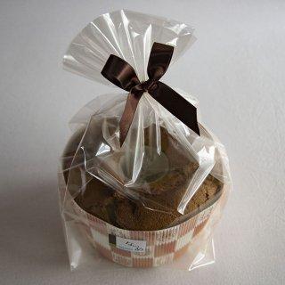 「八女茶のシフォンケーキ」1個