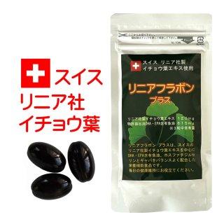 イチョウ葉 エキス DHA EPA サプリ 90粒 リニアフラボン