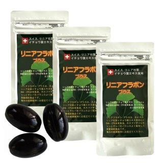 イチョウ葉 エキス |お得な3個セット| DHA EPA サプリ 90粒 リニアフラボン