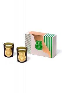 Small Candle Set - Cyrnos / Josephine