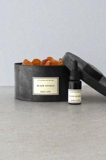 Pot Pourri d'Apothicaire VEGETAL AMBER -  BLACK AFGHAN - GRAND