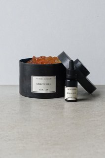 Pot Pourri d'Apothicaire VEGETAL AMBER -  SPIRITUELLE - 300g