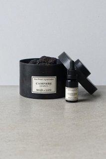 Pot Pourri d'Apothicaire BLACK LAVA ROCK -   CAMPHRE - 300g