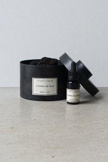 Pot Pourri d'Apothicaire BLACK LAVA ROCK - CYPRES DE MAX - 300g