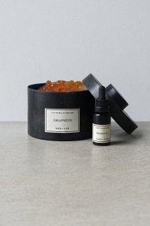 Pot Pourri d'Apothicaire VEGETAL AMBER - GRAPHITE - 300g