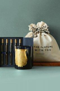 ふふふギフト Candle & Fragrance Coffret by CIRE TRVDON