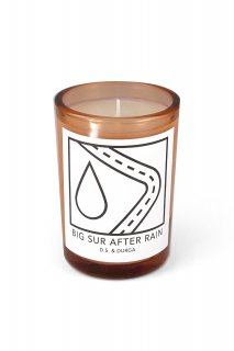 BIG SUR AFTER RAIN - PERFUMED CANDLE