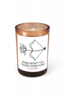 RAMA WON'T YOU PLEASE COME HOME - PERFUMED CANDLE