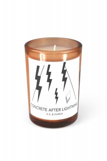 CONCRETE AFTER LIGHTNING - PERFUMED CANDLE