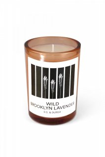 WILD BROOKLYN LAVENDER - PERFUMED CANDLE