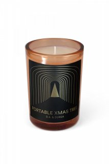 PORTABLE CHRISTMAS TREE - PERFUMED CANDLE
