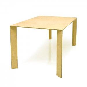 エアコアテーブル:W1500 (2色)<br/>[受注生産品]