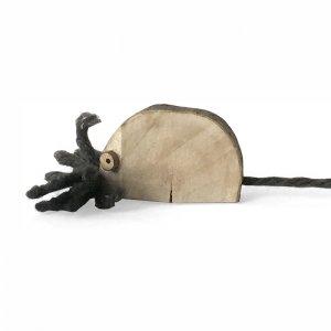 月桂樹のおもちゃ:ねずみ
