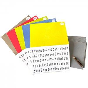 キャンドルカード:カラー