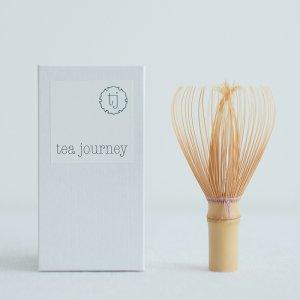 オリジナル色糸茶筌<br/>(スモーキーピンクグラデーション 真)