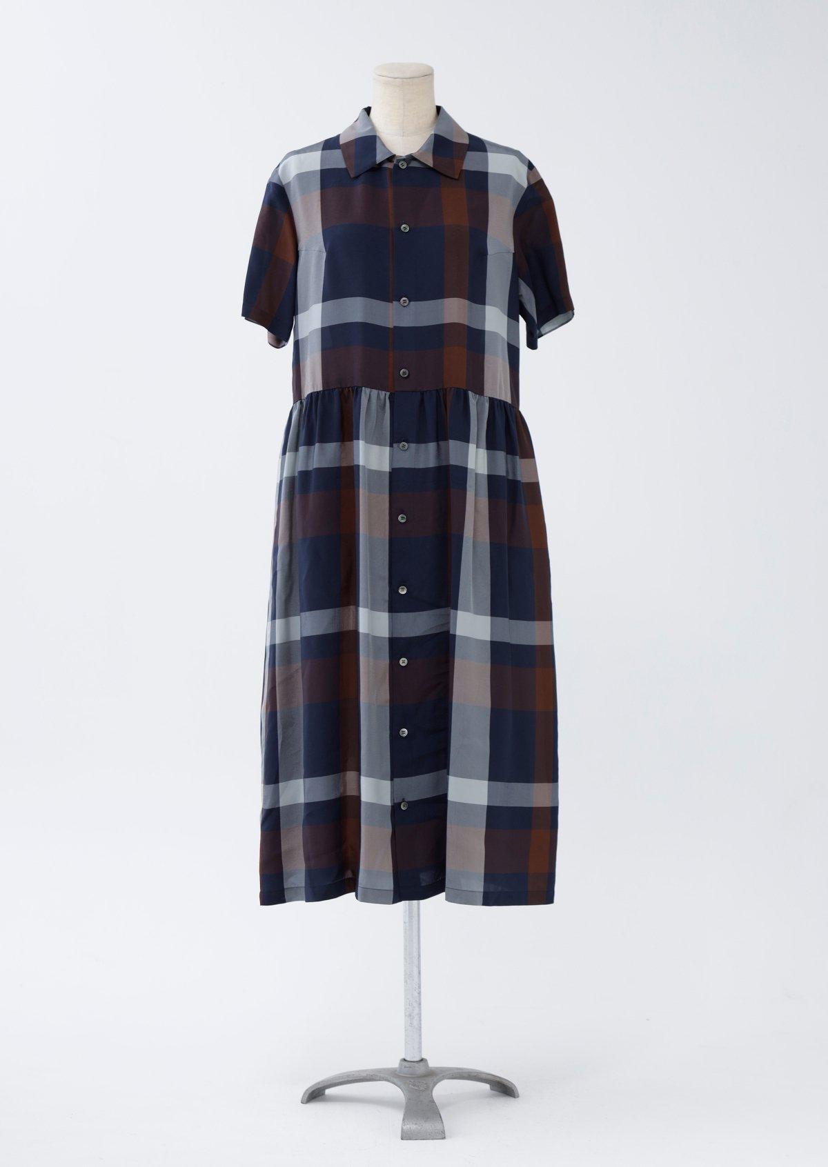 クロックドレス