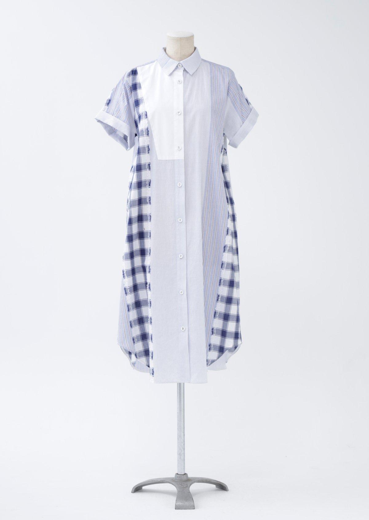 ディッキーシャツドレス