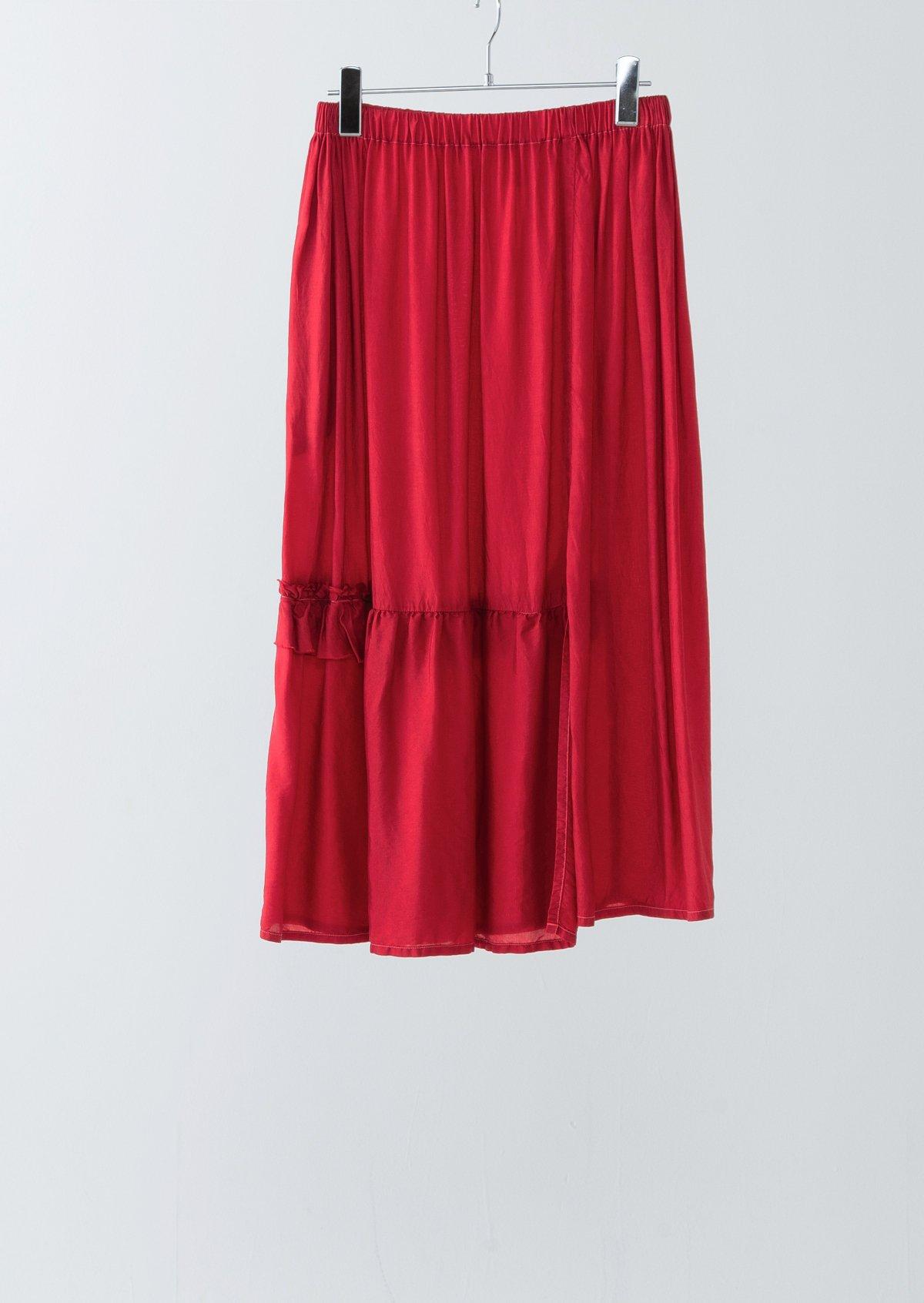 ブルーミングスカート