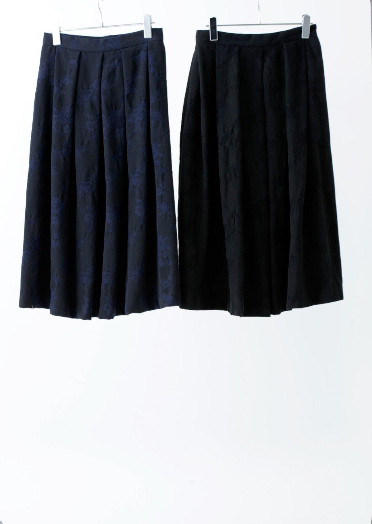 フラワー/アンブレラスカート
