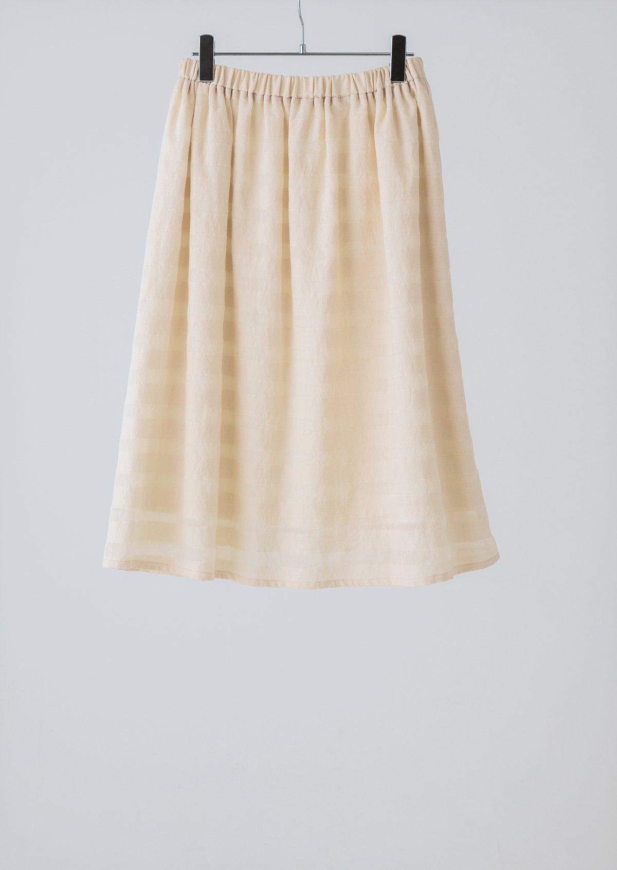 レタースカート