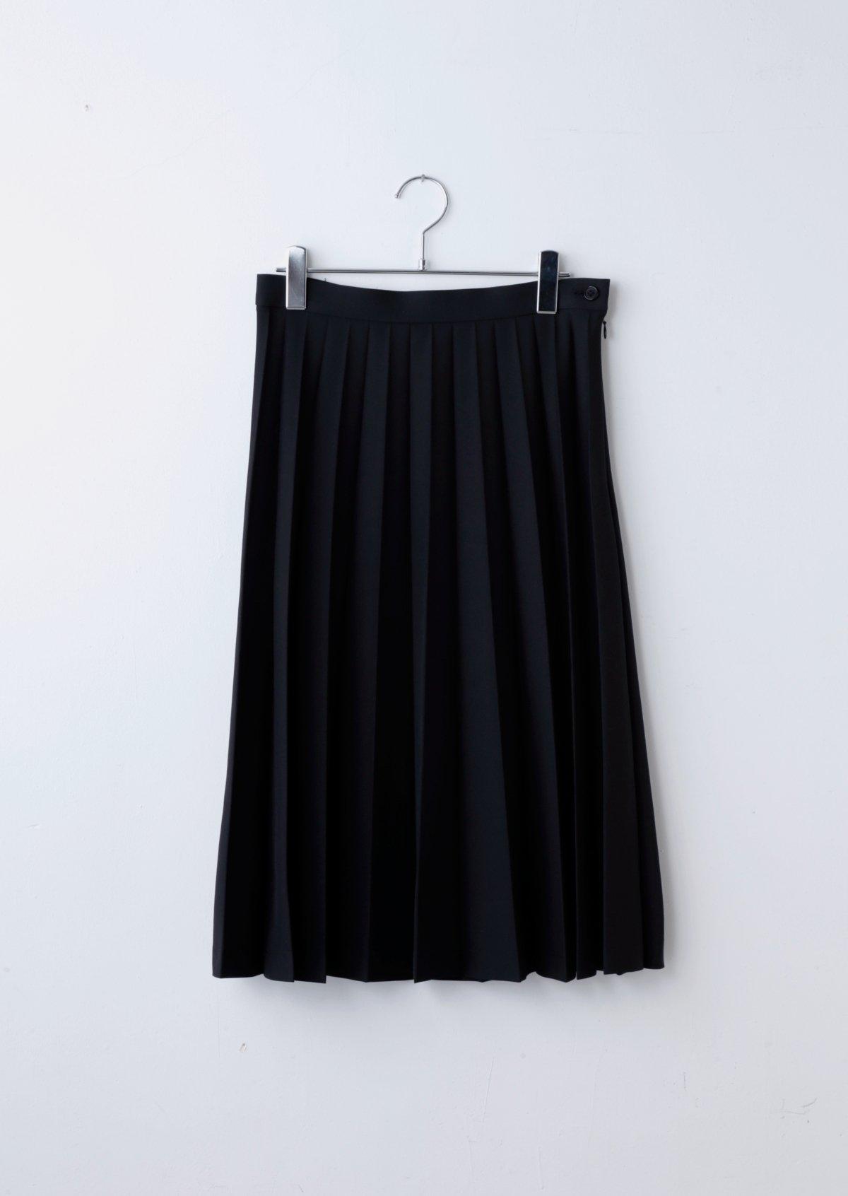 アコーディオンスカート