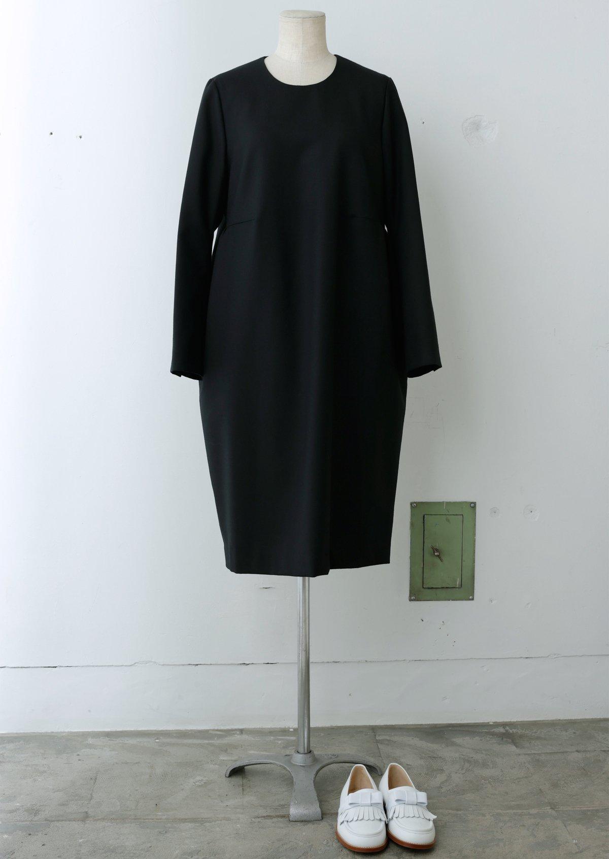 ジャケットドレス