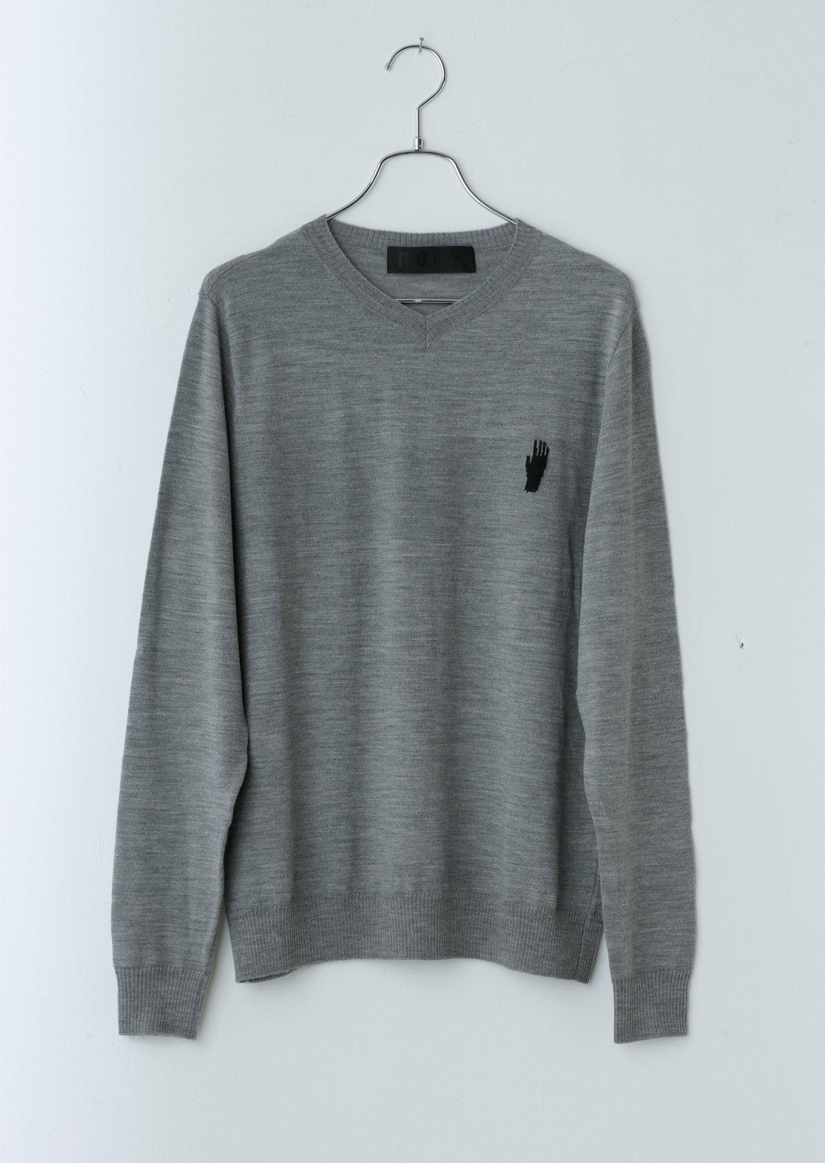 メンズハンドセーター