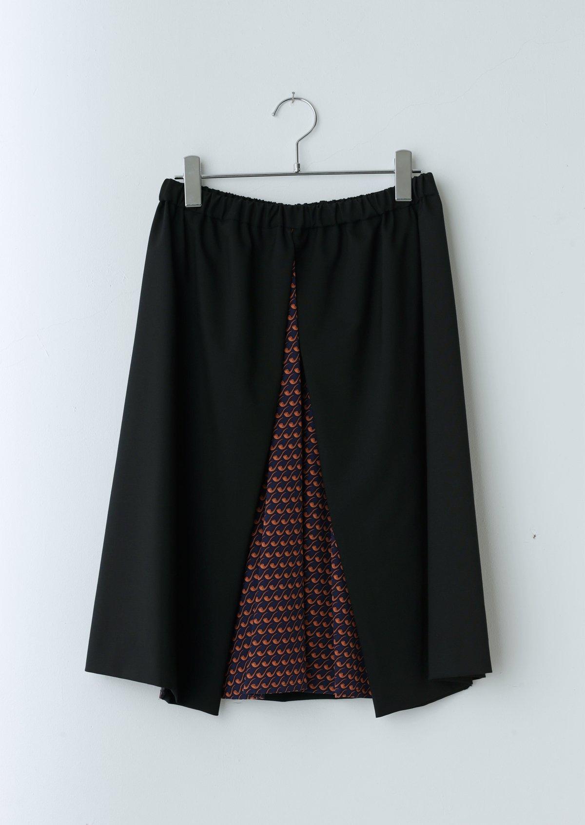 スカーフスカート