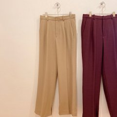 TODAYFUL Georgette Slit Pants<img class='new_mark_img2' src='https://img.shop-pro.jp/img/new/icons1.gif' style='border:none;display:inline;margin:0px;padding:0px;width:auto;' />