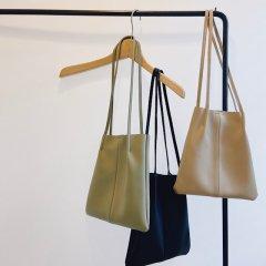 SELECT triangle shoulder bag