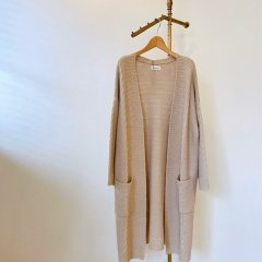 SELECT cable knit gown