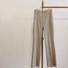 SELECT center seam pants