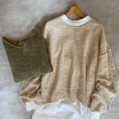 SELECT clochette knit