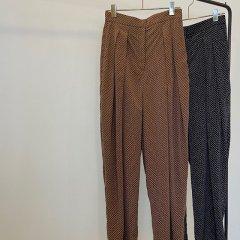 TODAYFUL Highwaist Dot Pants