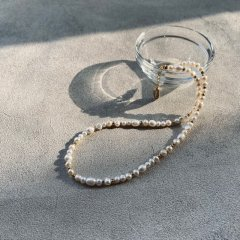 aries 淡水pearl necklace