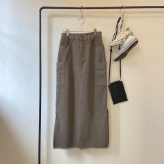 SELECT cargo skirt