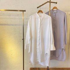 TODAYFUL Standcollar Shirts Dress