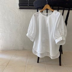 SELECT volume sleeve blouse