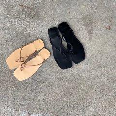 SELECT cord square sandal