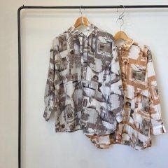 SELECT nuance print shirt