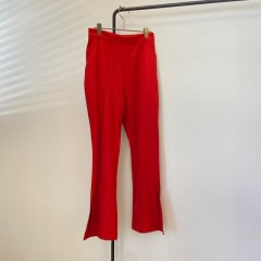 SELECT color flare pants