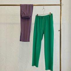 SELECT slit ZIP jersey pants